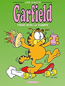 "Afficher ""Garfield. n° 8 Tiens bon la rampe !"""