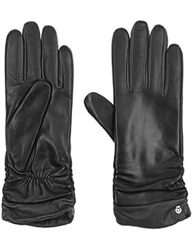Roeckl Damenhandschuhe Downtown Lederhandschuhe Roeckl Damenhandschuh Fingerhandschuh Winterhandschuh mit Futter