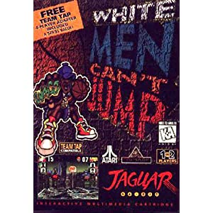 Atari Jaguar – White Men Can't Jump