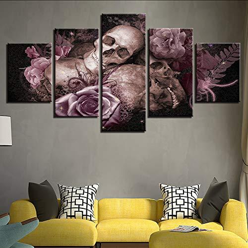 hhlwl Pinturas sobre lienzo Decoración para el hogar Impresiones...