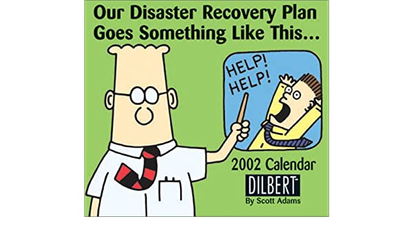 Amazon Buy Our Disaster Recovery Plan Goes Something Like This