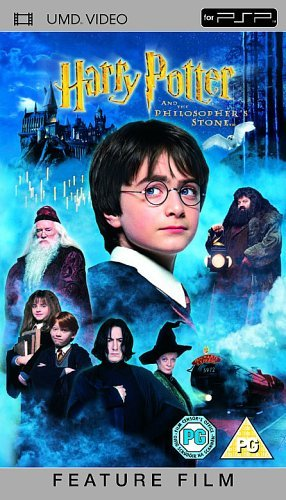 Philosopher's Stone [UMD Mini for PSP] [2001] by Daniel Radcliffe ()