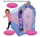 Caseta jardín Frozen Disney