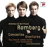Andreas & Bernhard Romberg: Violinkonzert Nr. 3, Cellokonzert Nr. 2