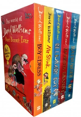 The World of David Walliams: Mega Box set por David Walliams