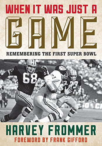 When It Was Just a Game: Remembering the First Super Bowl (English Edition) Coliseum Bowl