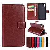 Custodia® Flip Wallet Case with Stand Function for Umi