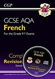 New GCSE French AQA Complete Revision & Practice (with CD & Online Edition) - Grade 9...