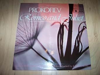 MFP 2090 Prokofiev Romeo & Juliet CPO Karel Ancerl LP