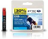 Jettec kompatible Tinte T048240 Cyan (E48C/101E004802)