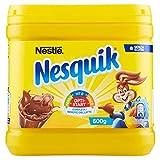 Nesquik Opti-Start Cacao Solubile per Latte Barattolo - 600 gr