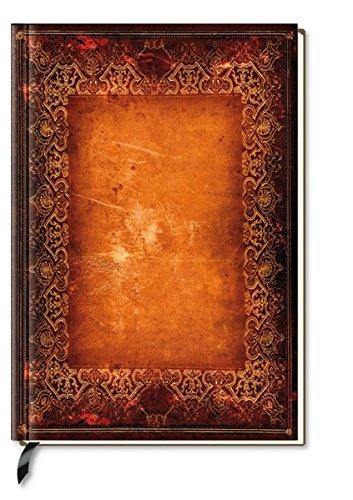 Notizbuch - liniert - Antique Book (Hund Foto-verzierung)