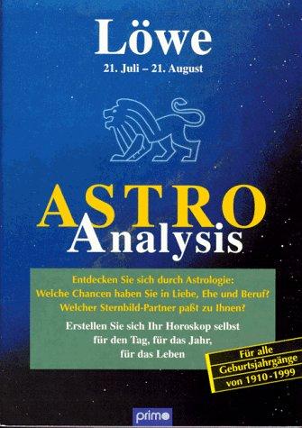 Astro-Analysis, Löwe