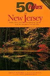 50 Hikes in New Jersey