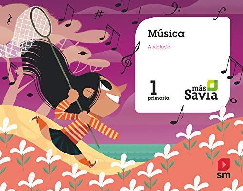 Música 1 Primaria Mas Savia Andalucía