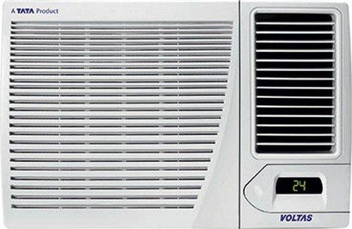 Voltas 1.5T182CYE Window AC (1.5 Ton, 2 Star Rating, White,...