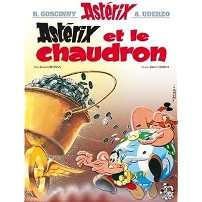 Astérix - Astérix et le chaudron - n°13