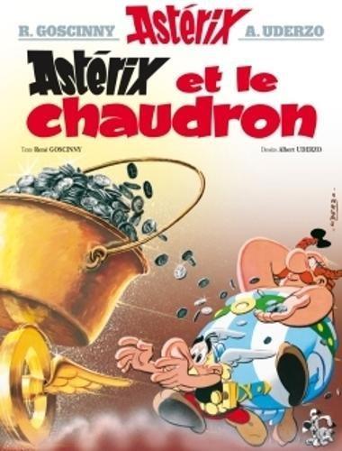 Astérix - Astérix et le chaudron - n°13 par René Goscinny