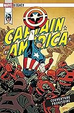 Marvel Legacy - Captain America de Mark Waid