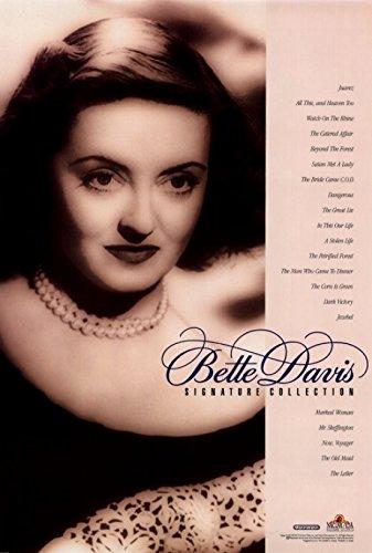 Bette Davis Movie Poster (68,58 x 101,60 cm) - Davis Movie Poster