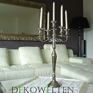 kerzenleuchter kerzenst nder f r stab und oder stumpenkerzen 80cm. Black Bedroom Furniture Sets. Home Design Ideas