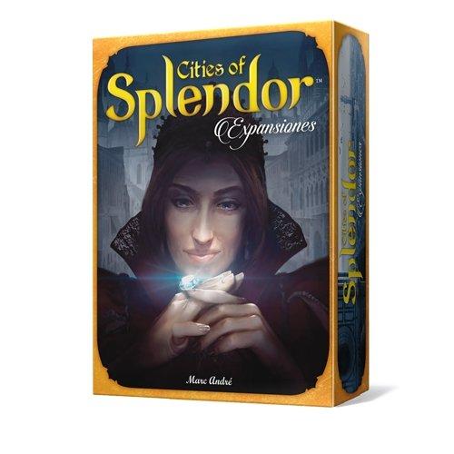 Asmodee Cities of Splendor (SCSPEX01)