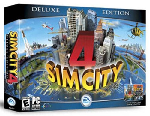 SimCity 4 Deluxe (PC)