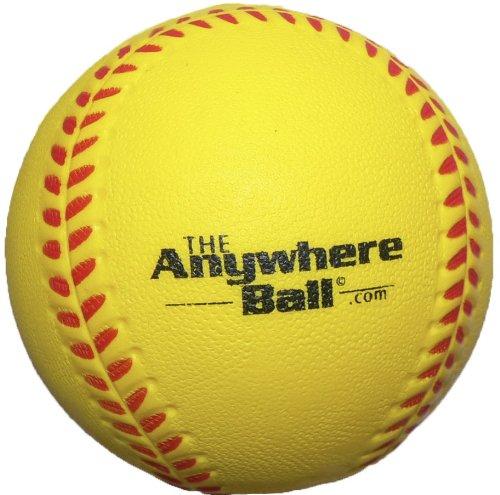 Der überall Ball Baseball/Softball Schaumstoff Training Ball (12Stück) -