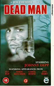 Dead Man [VHS] [1996]