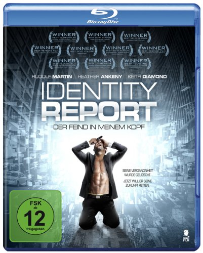 Identity Report - Der Feind in meinem Kopf [Blu-ray]