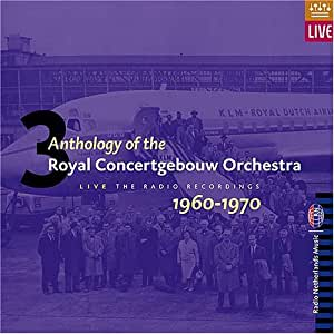 Anthology Of The Royal Concertgebouw Orchestra [14cd]