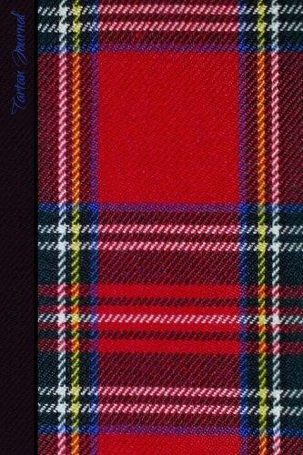Tartan Journal: Scottish / Scotland Gifts / Gift / Presents ( Large Notebook with Red Tartan Design ) (World Cultures) Ralph Lauren Tartan
