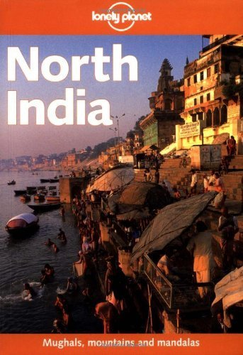 Lonely Planet North India by Mark Honan (2001-10-04)