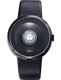 TACS Drop-D Analog Black Dial Unisex Watch -TS1009C