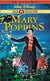 Mary Poppins [VHS] [Import USA]