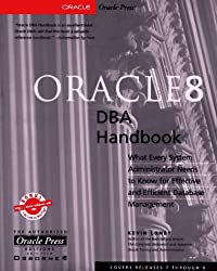 ORACLE 8 DBA HANDBOOK