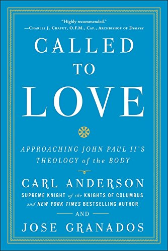 Called to Love: Approaching John Paul II's Theology of the Body