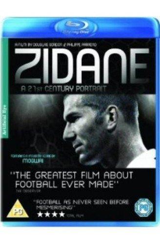 Zidane: A 21st Century Portrait [Blu-ray] [Import italien]