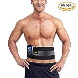 Best Ab Toner Belts - Ab Belt Professional Advanced Unisex Toning Belt, Six Review