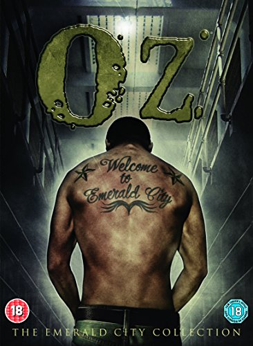 Oz: The Complete Seasons 1-6 [DVD]