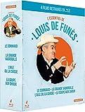 L'Essentiel de Louis de Funès: Le corniaud + La grande vadrouille + L'aile ou la cuisse + La soupe aux choux [Version restaurée]