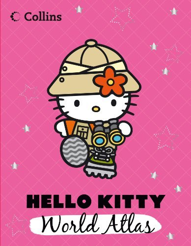 Hello Kitty World Atlas by Collins Maps (2013-08-29)