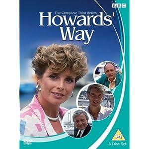 Howards' Way - Series 3 [DVD] [1985]