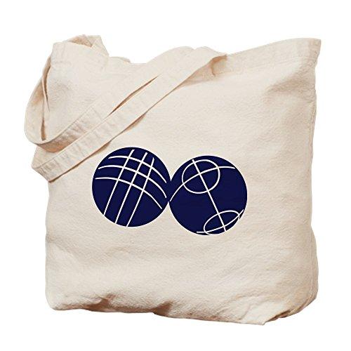 CafePress-Boule Petanque-Leinwand Natur Tasche, Reinigungstuch Einkaufstasche