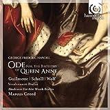 Handel: Ode for the Birthday of Queen Anne; Dixit Dominus (Helene Guilmette/Andreas Scholl/Vocalconsort Berlin/Akademie fur Alte Musik Berlin/Creed)