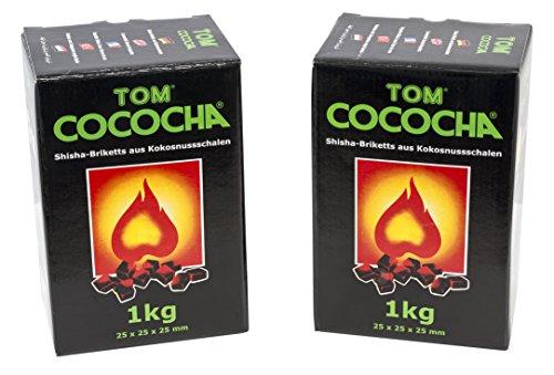 1.0 kg Tom Coco aus 100 % Kokosschalen