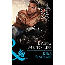 Bring Me to Life (Mills & Boon Blaze) (Uniformly Hot!, Book 55)