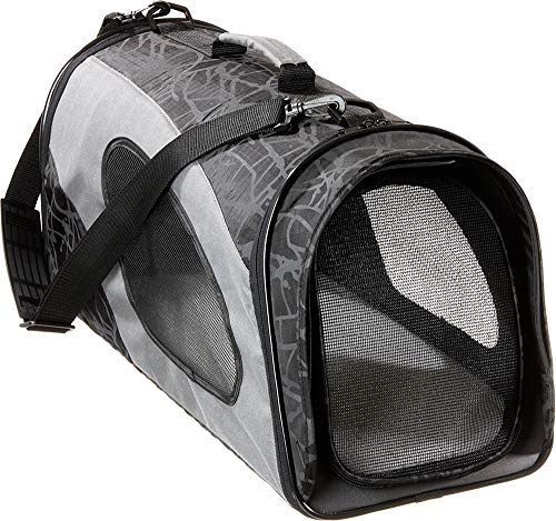 Karlie Smart Carry Bag, Transporttasche Nylon, 54 x 27 x 30 cm, schwarz