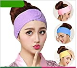 #1: Sweet Pea Spa Headband (Pack of 2)