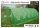 """6m x 3m Polytunnel Greenhouse """"Strongest In It's Class"""" for sale  Delivered anywhere in Ireland"""